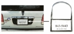 Demo License Plate Holders - Tag Bag - Product Image