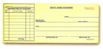 Petty Cash Voucher - Form #DSA-130 - Product Image