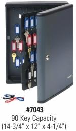 90-Key Capacity Key Cabinet - Product Image
