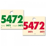 Service Dispatch Control Tags - Product Image