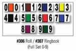 Color Code Numbers - Full Set - Rolls - Product Image