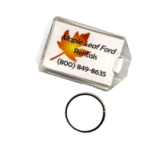 Key Tag - Custom Graphics - Pkg 100 - Product Image