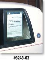 Suction Mount Window Form Holder - Product Image