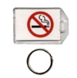 Key Tag - No Smoking - Product Image