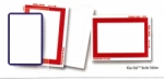 Kleer-Bak Border Stickers (100/Pack) - Product Image