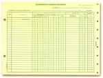 Salesperson's Compensation Report - Form #DSA-231N - Product Image