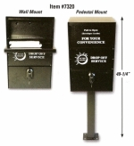 Self-Contained Night Drop Box - Product Image
