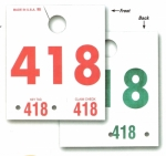 Service Dispatch Numbers - Product Image