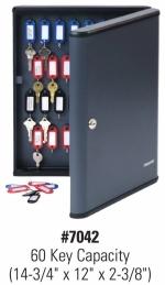 60-Key Capacity Key Cabinet - Product Image