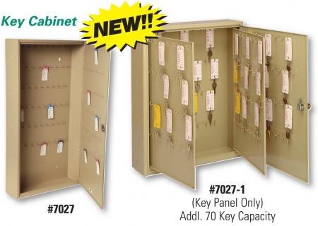 Extra Key Panel For X Large Heavy Duty 96 Key Capacity Key