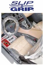 Premium Seat Covers - Slip-N-Grip Brand - Folded in Box - Product Image