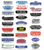 Dealer Decals - Two Print Colors - Product Image