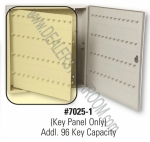 Additional Key Panel for Heavy Duty 96-Key Capacity Key Cabinet - Product Image