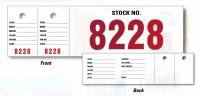 Combo - Key Tag/Stock Sticker