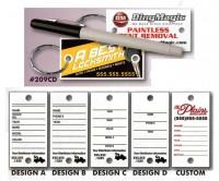 Other Custom Key Tags