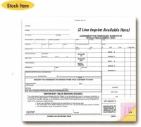 Rental Forms and Supplies
