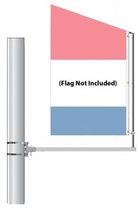 Spacewalker Flags and Brackets