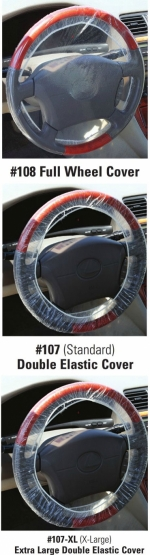 Steering Wheel Covers - Product Image