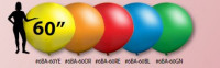 V-T Actives 60in Balloons - Product Image