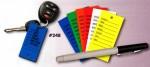 Vinyl Tuff Tags - Product Image