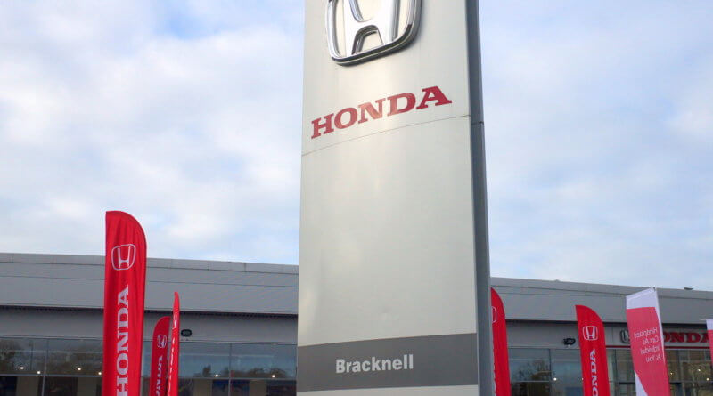 Car Sales Signs