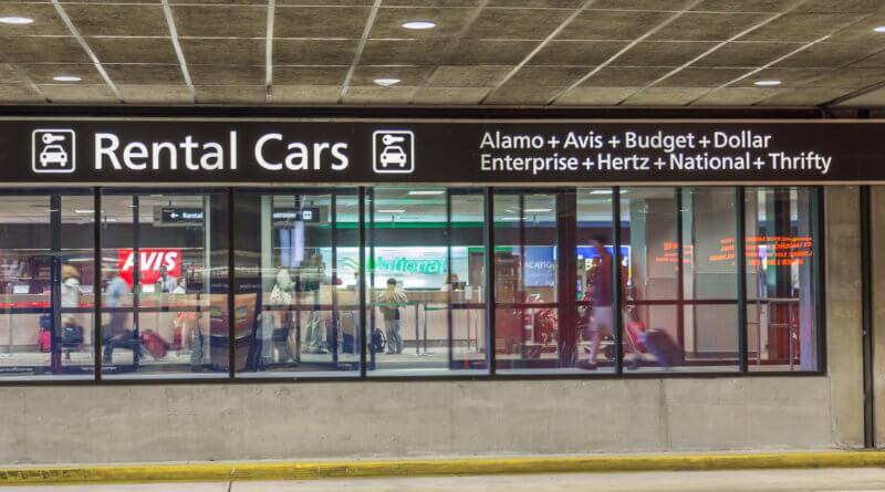 Car Rental Forms & Supplies